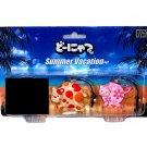 DONYATSU Summer Vacation ver KUMACARON & RONYA limited RARE