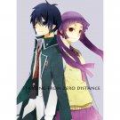 AO NO EXORCIST DOUJINSHI / STARTING FROM ZERO DISTANCE / Rin x Izumo