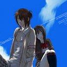 HAKUOUKI DOUJINSHI / Un reencounter (reprint) / Okita x Chizuru