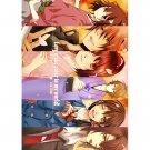 HAKUOUKI DOUJINSHI / Love make color to my world! ANTHOLOGY 120 pgs / Okita x Chizuru RARE!!