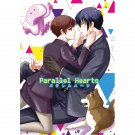 PSYCHO PASS DOUJINSHI / parallel hearts / Ginoza x Akane