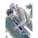 PSYCHO PASS DOUJINSHI / Repeat: / Makishima x Kogami