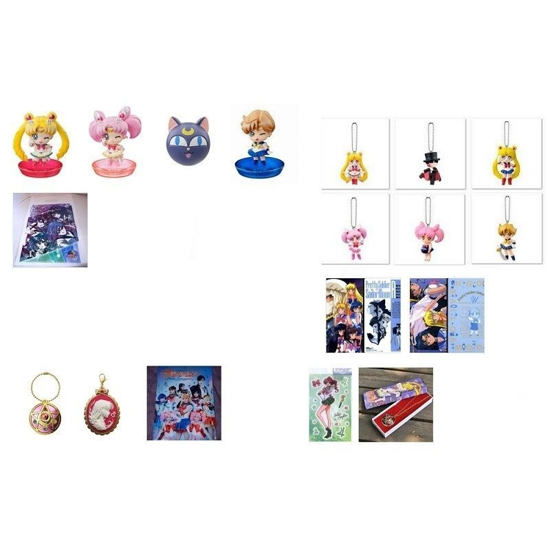 SAILOR MOON {17 item lot}