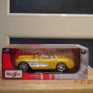 2010 Maisto Special Edition 1957 Chevy Corvette 1:18