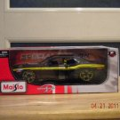 2010 Maisto Special Edition 2006 Dodge Challenger Concept 1:18