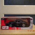 2010 Maisto Special Edition Porsche Cayman S Black 1:18