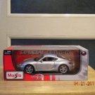 2010 Maisto Special Edition Porsche Cayman S Silver 1:18