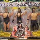 WWE Treacherous Trios Big Show Undertaker Great Khali