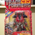 Transformers 2 Revenge of the Fallen ROTF Double Blade Optimus Prime Fast Action Battlers