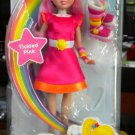 Playmates 2009 Rainbow Brite 25th Anniversary Tickled Pink Doll New Sealed MIP