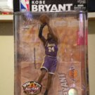 Kobe Bryant McFarlane NBA Basketball Sports Picks Series 15 Lakers Purple 24