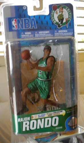 Rajon Rondo McFarlane NBA Basketball Series 19 Bronze Variant Chase 957 of 1000