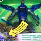 Mattel Max Steel N-Tek Adventures Transforming Crocodile Extroyer Figure New Rare VHTF