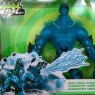Mattel Max Steel N-Tek Adventures Reef Crash Elementor Figure New Rare VHTF