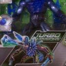 Mattel Max Steel Turbo Missions Meteor Storm Extroyer Figure New Rare VHTF