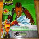 Mattel Max Steel N-Tek Adventures Chemical Blast Toxzon Toxson New Rare VHTF