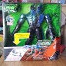 Mattel Max Steel Turbo Missions Transforming Serpent Extroyer Figure New Rare VHTF