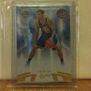 2010-11 Jeremy Lin Absolute Memorabilia Rc 036/499 #136