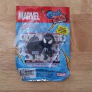 Marvel Grab Zags Series 1 Mini-Figures Black Spider-Man Rare