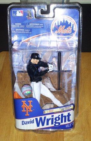 David Wright McFarlane MLB Baseball Series 28 Bronze Variant Chase 1292 of 1500