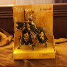 Schleich Ritter Knights Special Edition Gold Knight on Horse 72005