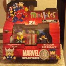 Marvel Minimates Wave 12 TRU First Appearance Thor and Balder the Brave