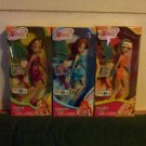 Winx Club 2012 Charmix TRU Exclusive Set Fairy Doll With Bonus Wings NEW VHTF RARE