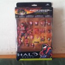 2011 McFarlane Halo Reach Series 4 Spartan Grenadier Red Armor Pack