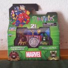 Marvel Minimates Wave 15 TRU Kuurth and Nul