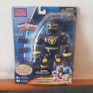 Mega Bloks Power Rangers Dino Thunder Power Builder Black Power Ranger