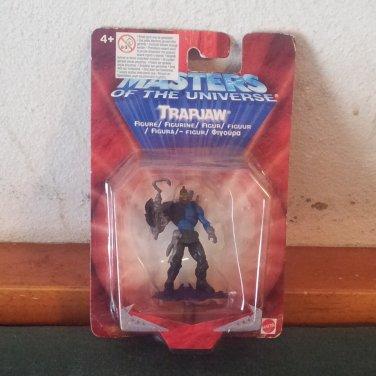 "TrapJaw Masters of the Universe Mini Figure 2.75"" Figurine 2002 Mattel"