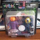 Minimates The Real Ghostbusters Sam Haim nad Egyptian Ghost Figure Pack