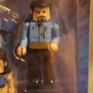 Minimates Star Trek Mr. Spock from Mirror Mirror Set