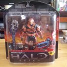 2012 McFarlane Halo Reach Series 6 Spartan Hazop TRU Exclusive