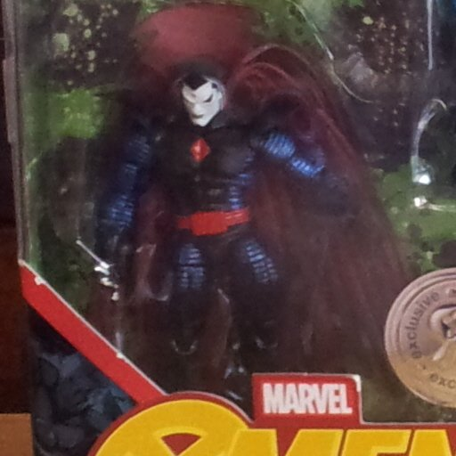 """Marvel Universe Age of Apocalypse Mr. Sinister 3.75"""" Loose Figure from X-Men Collector's Pack TRU"""