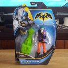 Attack in the Box Joker 2012 Mattel Batman Figure New
