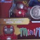 Marvel Minimates Silver Centurion Iron Man TRU Exclusive New