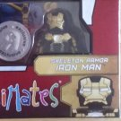 Marvel Minimates Skeleton Armor Iron Man TRU Exclusive New