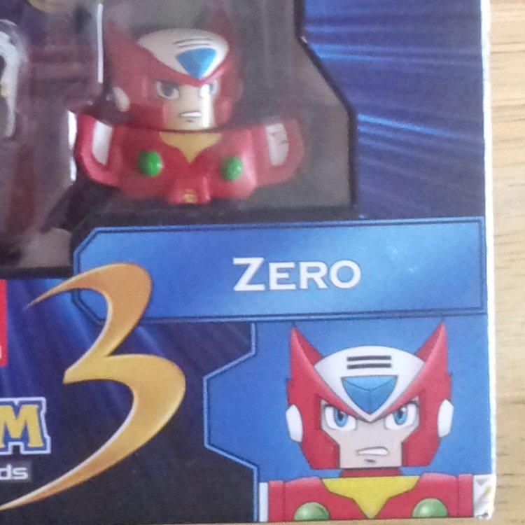 Marvel Minimates Zero Marvel vs Capcom TRU Exclusive New