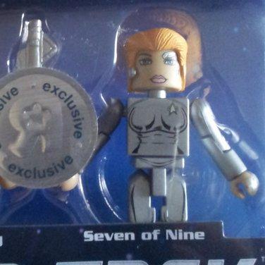 Minimates Star Trek Seven of Nine TRU Exclusive