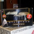 Hot Wheels Star Trek Collector's Model From the 2009 Movie Battle Damaged U.S.S. Enterprise NCC-1701