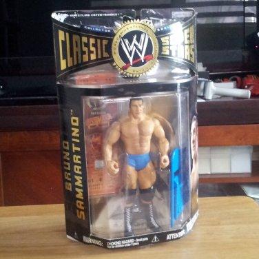 Bruno Sammartino WWE Classic Superstars Series 10 by Jakks Pacific
