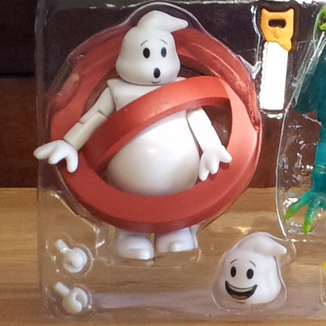Minimates The Real Ghostbusters Logo Ghost TRU Exclusive