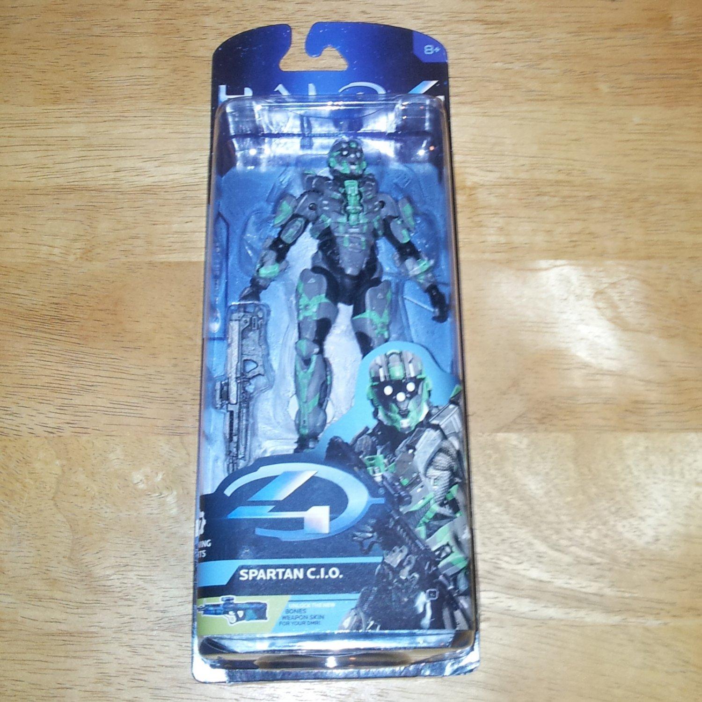 Spartan C.I.O. Halo 4 Series 2 Exclusive CIO