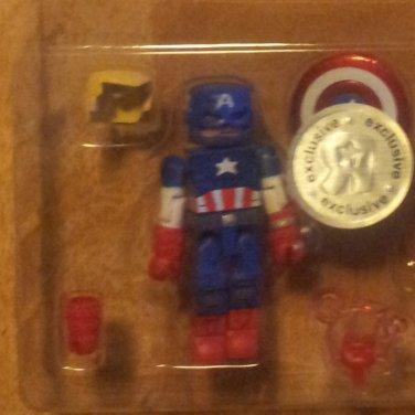 Marvel Minimates TRU Exclusive Captain America Wave 16