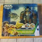 Mattel Max Steel Spider Claw Toxzon New Series