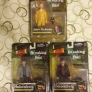 Breaking Bad Collectible Figure Set of 2 Heisenberg Variants and Jesse by Mezco