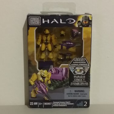 Halo Mega Bloks Covenant Armory Pack II (2)