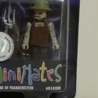 Minimates Villager Figure from Universal Studios Monsters