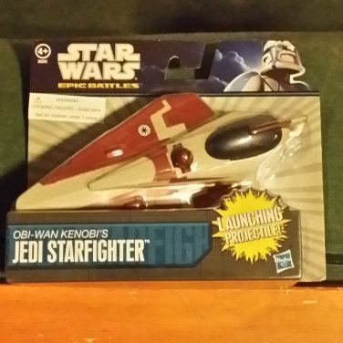 Star Wars Obi-Wan's Jedi Starfighter by Hasbro